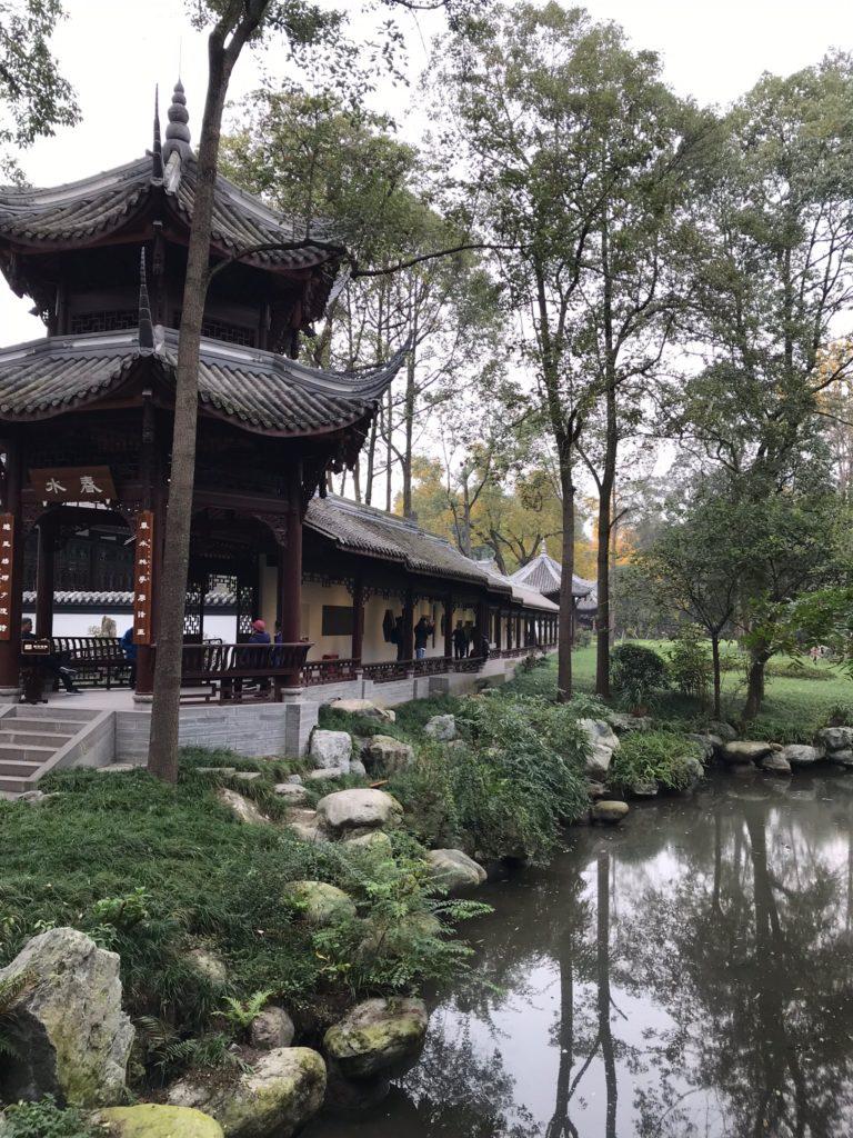 Chinese Zen Garden