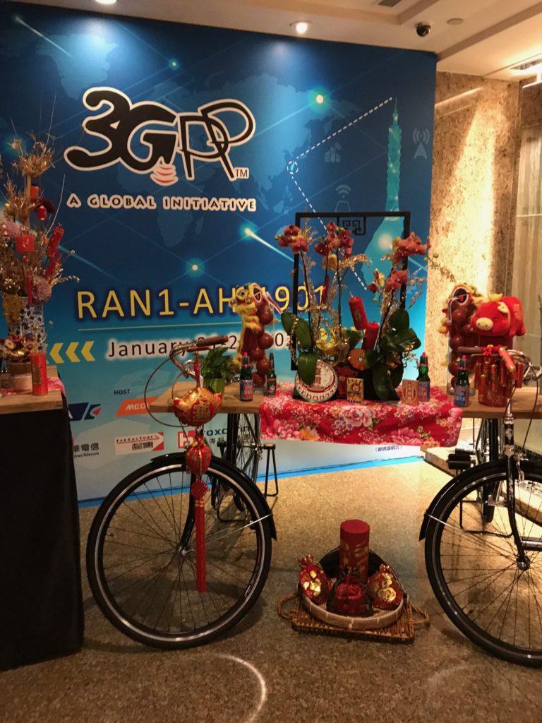 3GPP RAN1 AH Taipei