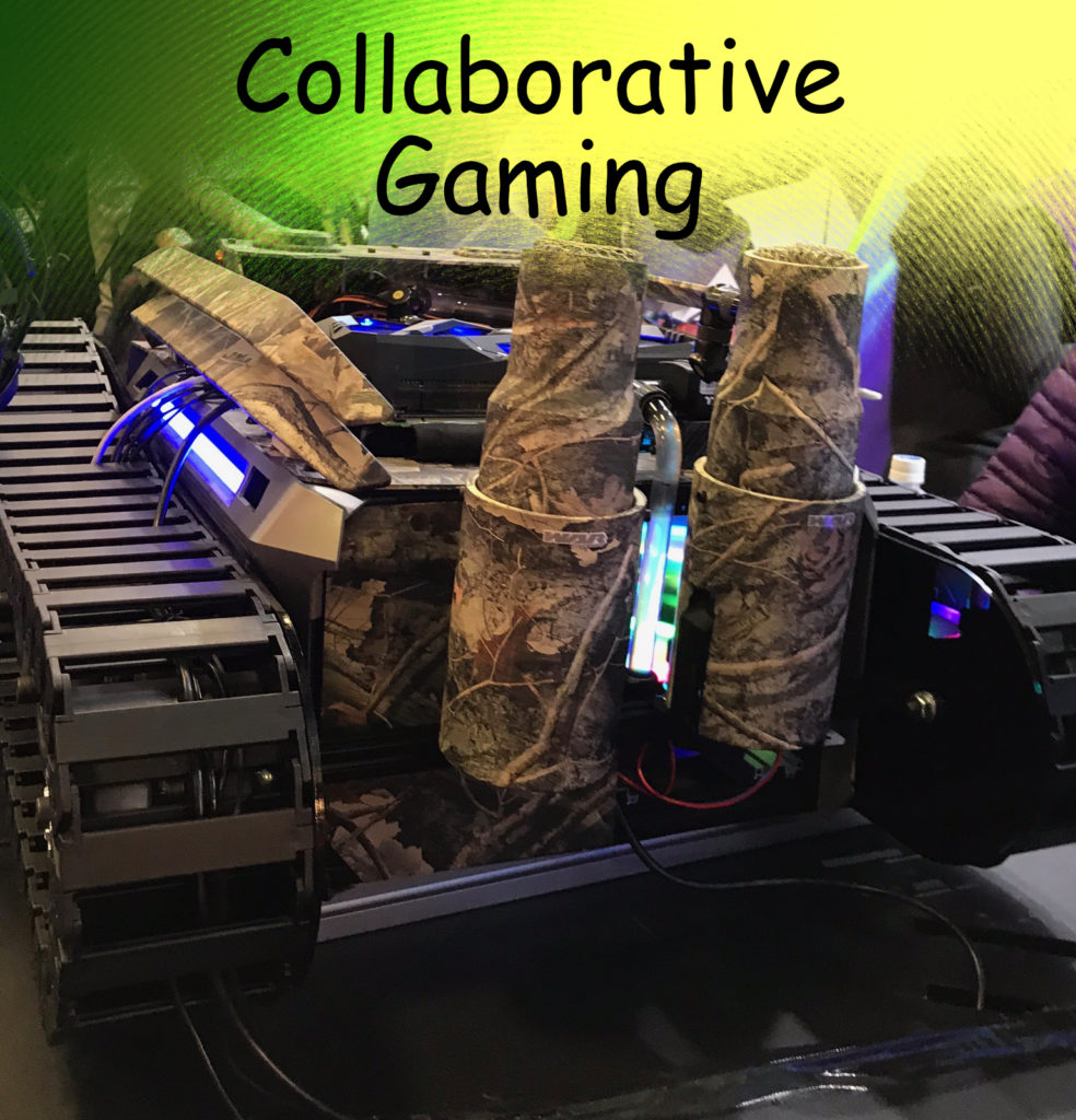 Collaborative Gaming